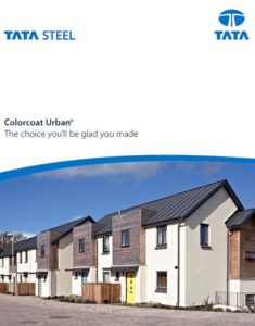 Colorcoat Urban Brochure Picture